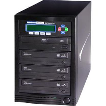 Picture of Kanguru 1-to-3, 24x DVD Duplicator