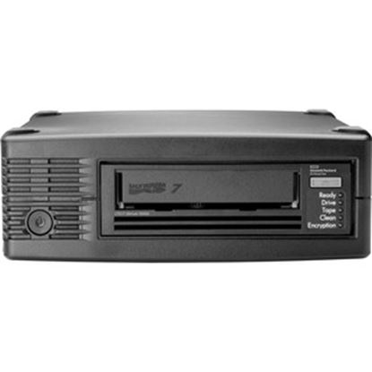 Picture of HPE StoreEver LTO-7 Ultrium 15000 External Tape Drive