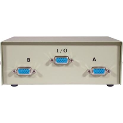 Picture of C2G 2-Port HD15 VGA Manual Switch Box