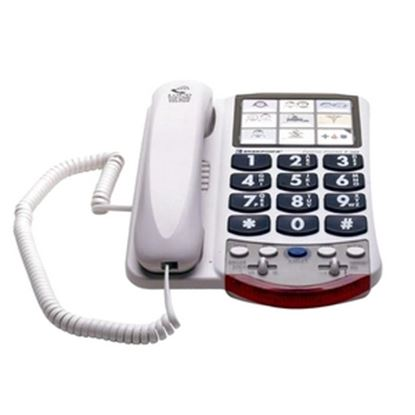 Picture of Clarity Ameriphone P300 Amplified Photo Corded Telephone