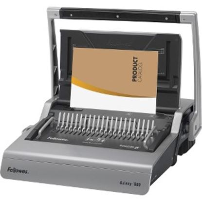 Picture of Fellowes Galaxy™ 500 Comb Binding Machine w/ Starter Kit