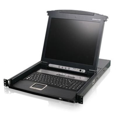 "Picture of 8-Port 17"" LCD Combo KVM Switch (TAA Compliant)"