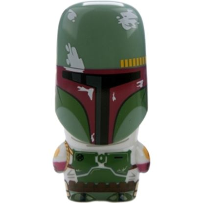 Picture of Mimoco 16GB MIMOBOT USB 2.0 Flash Drive - Boba Fett