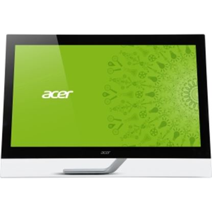 "Picture of Acer T272HUL 27"" LCD Touchscreen Monitor - 16:9 - 5 ms"