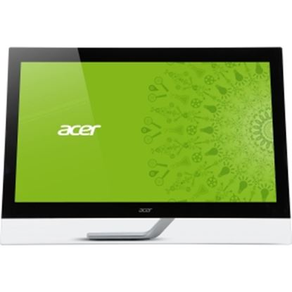 "Picture of Acer T272HL 27"" LCD Touchscreen Monitor - 16:9 - 5 ms"