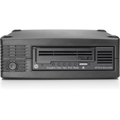 Picture of HPE StoreEver LTO-6 Ultrium 6250 SAS External Tape Drive/S-Buy
