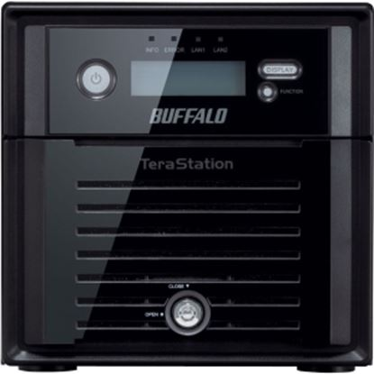 Picture of BUFFALO TeraStation 5200 NVR 8 TB 2-Drive Network Video Recorder (TS5200D0802S)