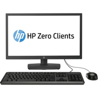 Picture of HP t310 All-in-One Zero Client - Teradici Tera2321