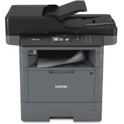 Picture of Brother DCP-L5600DN Laser Multifunction Printer - Monochrome -Duplex