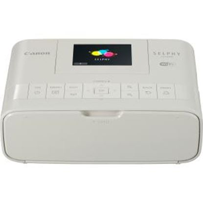 """Picture of Canon SELPHY CP1200 Dye Sublimation Printer - Color - Photo Print - Portable - 2.7"""" Display - White"""