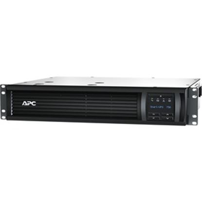 Picture of APC by Schneider Electric APC Smart-UPS 750VA LCD RM 120V with Network Card