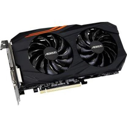 Picture of Aorus GV-RX570AORUS-4GD Radeon RX 570 Graphic Card - 1.28 GHz Core - 1.30 GHz Boost Clock - 4 GB GDDR5