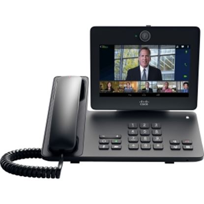 Picture of Cisco Spare Handset for Cisco Desktop Collaboration Experience DX650