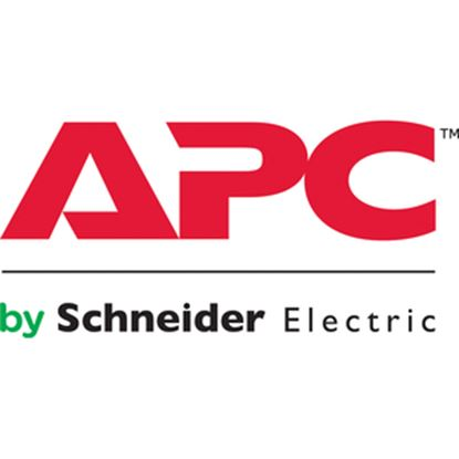 Picture of APC by Schneider Electric Double Sided Fixed Shelf for 2-Post Rack 250 lbs Black