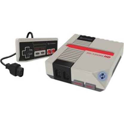 Picture of HYPERKIN RetroN 1 HD Gaming Console for NES (Gray)