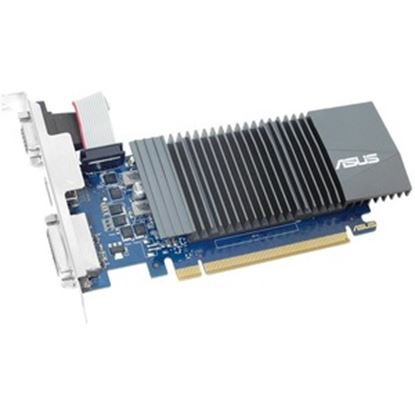 Picture of Asus NVIDIA GeForce GT 710 Graphic Card - 2 GB GDDR5 - Low-profile
