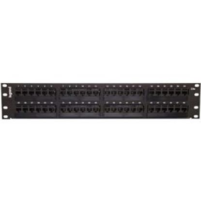 Picture of C2G 24-Port Cat6 110-Type Patch Panel