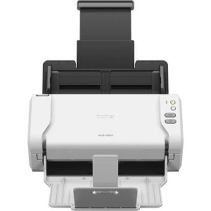 Picture of Brother ADS-2200 High-Speed Color Duplex Desktop Document Scanner with Touchscreen LCD