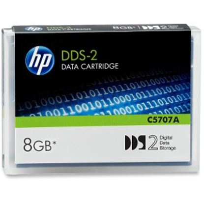 Picture of HPE DDS-2 Data Cartridge