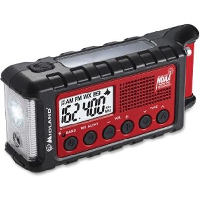 Picture of Midland ER310 E+Ready Emergency Crank Weather Radio