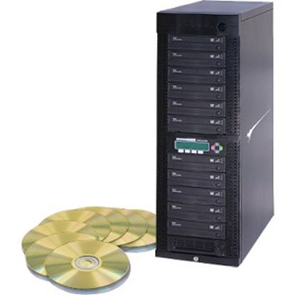 Picture of Kanguru 11 Target, 24x DVD Duplicator with Internal Hard Drive