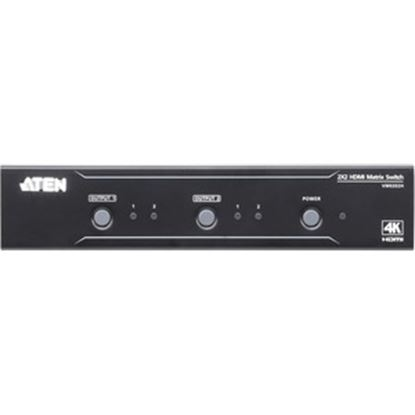 Picture of ATEN 2x2 4K HDMI Matrix Switch-TAA Compliant