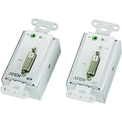 Picture of ATEN DVI Over Cat 5 Extender Wall Plate-TAA Compliant