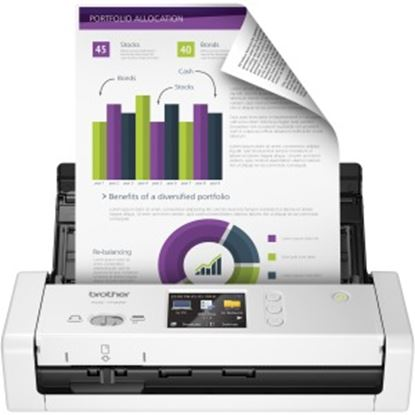 Picture of Brother ADS-1700W Wireless Compact Desktop Scanner