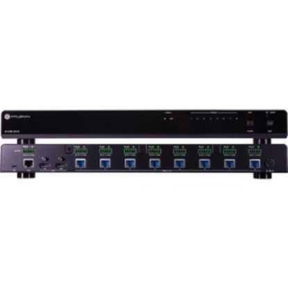Picture of Atlona 4K/UHD Eight-Output HDMI to HDBaseT Distribution Amplifier