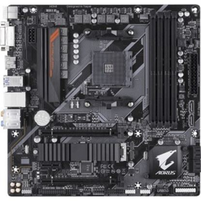 Picture of Aorus Ultra Durable B450 AORUS M Desktop Motherboard - AMD Chipset - Socket AM4