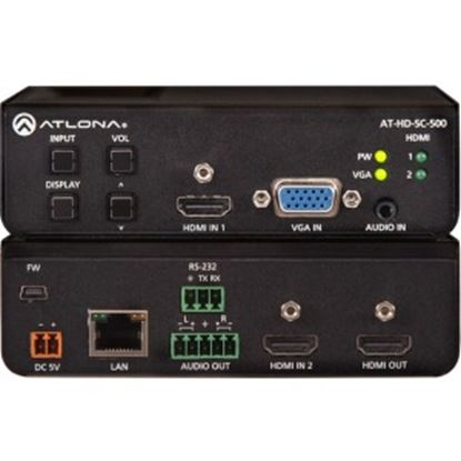 Picture of Atlona Three-Input HD Video Scaler for HDMI and VGA Signals