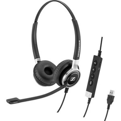 Picture of Sennheiser Headphone In-line Remote Adapter