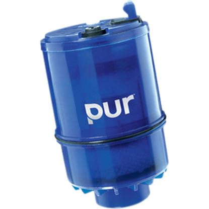 Picture of Pur Faucet Mount Replacement Water Filter - mineralclear 1 Pack