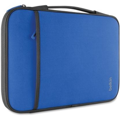 """Picture of Belkin Carrying Case (Sleeve) for 11"""" Netbook - Blue"""