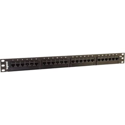 Picture of C2G 24-Port Cat5E 110-Type Patch Panel