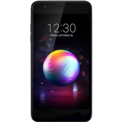 """Picture of LG K30 16 GB Smartphone - 5.3"""" Active Matrix TFT LCD HD 720 x 1280 - 2 GB RAM - Android 7.1 Nougat - 4G - Black"""
