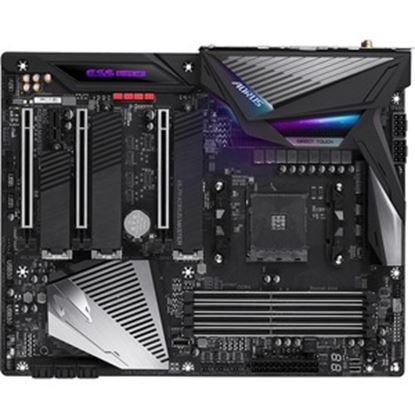 Picture of Aorus Ultra Durable X570 AORUS MASTER Desktop Motherboard - AMD Chipset - Socket AM4