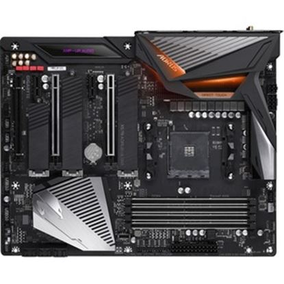 Picture of Aorus Ultra Durable X570 AORUS ULTRA Desktop Motherboard - AMD Chipset - Socket AM4