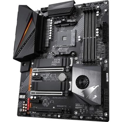 Picture of Aorus Ultra Durable X570 AORUS PRO WIFI Desktop Motherboard - AMD Chipset - Socket AM4