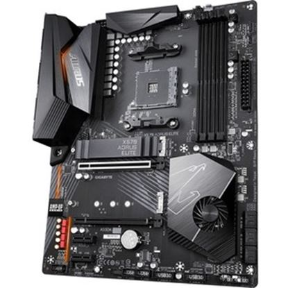Picture of Aorus Ultra Durable X570 AORUS ELITE Desktop Motherboard - AMD Chipset - Socket AM4