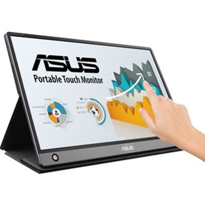 """Picture of Asus ZenScreen MB16AMT 15.6"""" LCD Touchscreen Monitor - 16:9 - 5 ms GTG"""