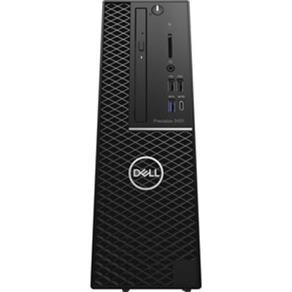 Picture of Dell Precision 3000 3431 Workstation - Core i7 i7-9700 - 16 GB RAM - 512 GB SSD - Small Form Factor