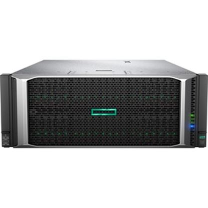 Picture of HPE ProLiant DL580 G10 4U Rack Server - 2 x Intel Xeon Gold 5220 2.20 GHz - 64 GB RAM HDD SSD - 12Gb/s SAS Controller
