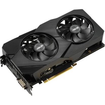 Picture of Asus Dual DUAL-RTX2060-O6G-EVO GeForce RTX 2060 Graphic Card - 6 GB GDDR6