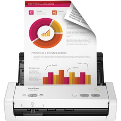 Picture of Brother ADS-1200 Compact Desktop Scanner