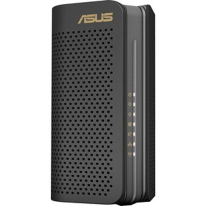 Picture of Asus CMAX6000 Wi-Fi 6 IEEE 802.11ax Ethernet, Cable Modem/Wireless Router