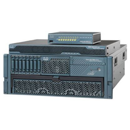Picture of Cisco ASA 5505 Adaptive Security Appliance
