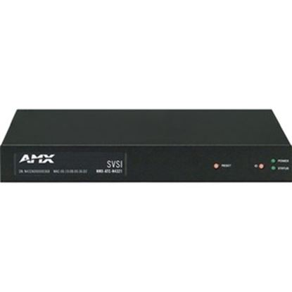 Picture of AMX NMX-ATC-N4321 Audio over IP Transceiver